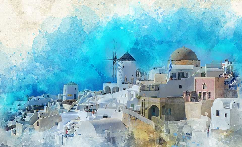 Santorini Greece - A relaxing or partying vacation in santorini island - santorini travel guide