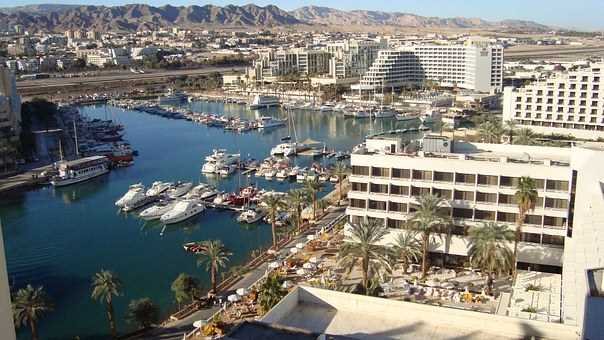 Eilat Israel - A winter sun holidays - Tours, Attractions, Hotels