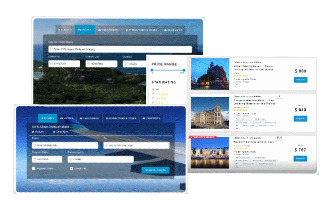 Travel Affiliate Program - web